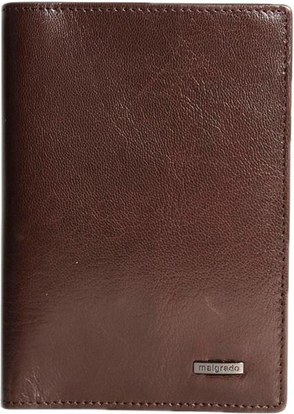 Обложки для документов Malgrado 54019-5402D-Coffee  обложки для документов malgrado 54019 3 55d black