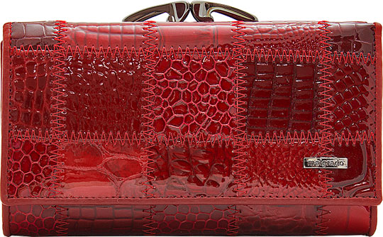 купить Кошельки бумажники и портмоне Malgrado 55020-5A-444A-Red по цене 2450 рублей