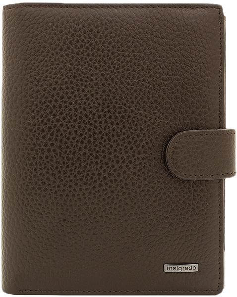 Кошельки бумажники и портмоне Malgrado 56504-5002D-Brown