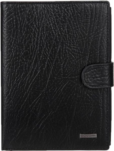Кошельки бумажники и портмоне Malgrado 56504-7101D-Black кошельки бумажники и портмоне malgrado 56504 55d black