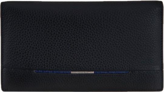 Кошельки бумажники и портмоне Malgrado 67361-5001D-Black кошельки бумажники и портмоне mano 20151 franzi black