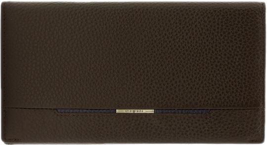 Кошельки бумажники и портмоне Malgrado 67361-5002D-Brown