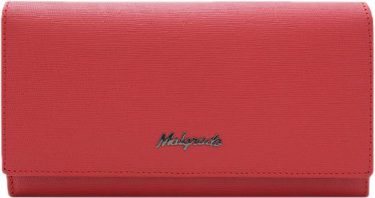 Кошельки бумажники и портмоне Malgrado 72032-13801D-Red кошельки бумажники и портмоне malgrado 56504 7101d black