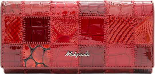 Кошельки бумажники и портмоне Malgrado 72032-3A-444A-Red