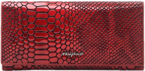 Кошельки бумажники и портмоне Malgrado 72077-40302-Red