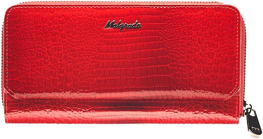 Кошельки бумажники и портмоне Malgrado 73001-44-Red
