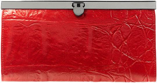 Кошельки бумажники и портмоне Malgrado 73003-29102-Red чехол книжка samsung clear view standing cover ef zg960cfegru для samsung galaxy s9 золотистый