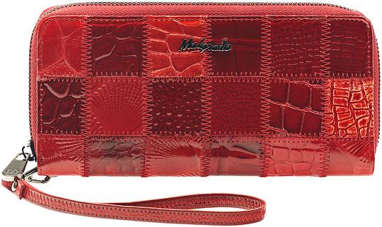 Кошельки бумажники и портмоне Malgrado 73005-444A-Red кошельки бумажники и портмоне mano 20052 red