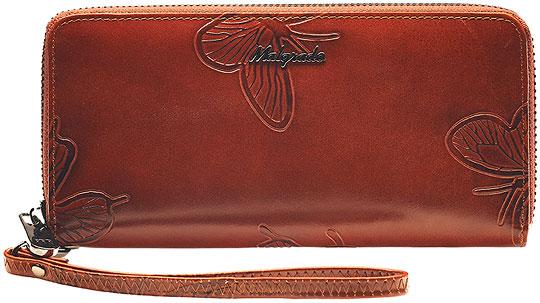 Кошельки бумажники и портмоне Malgrado 73005-7002D-Brown
