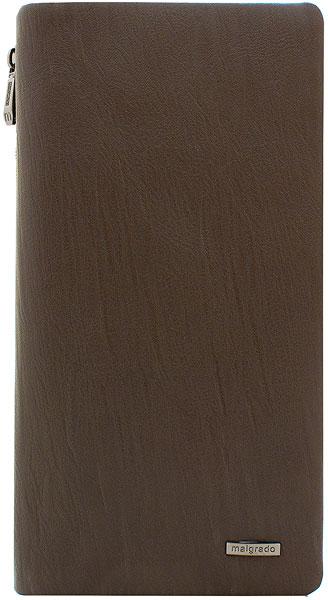 Кошельки бумажники и портмоне Malgrado 73039M-5002D-Brown malgrado 75504 29104 brown malgrado
