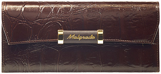 Кошельки бумажники и портмоне Malgrado 75504-29104-Brown malgrado 75504 29104 brown malgrado