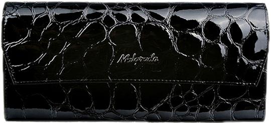 Кошельки бумажники и портмоне Malgrado 75504-38401-Black