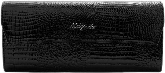 Кошельки бумажники и портмоне Malgrado 75504-46-Black