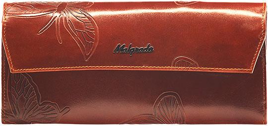 Кошельки бумажники и портмоне Malgrado 75504-7002D-Brown