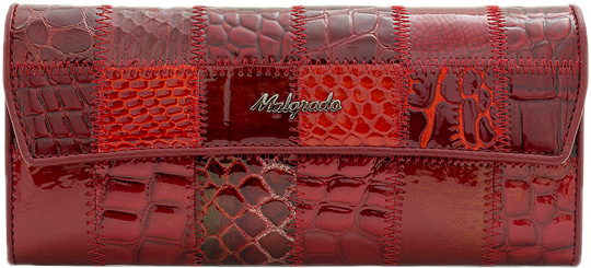 Кошельки бумажники и портмоне Malgrado 75504A-444A-Red malgrado 75504 29104 brown malgrado