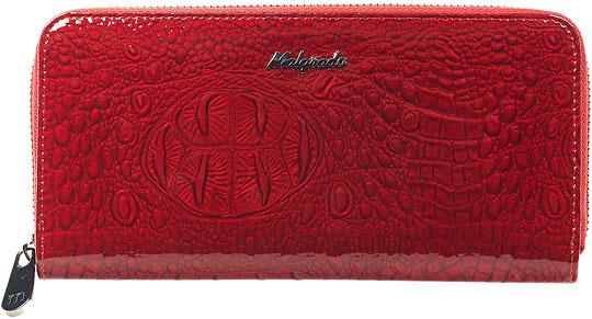 Кошельки бумажники и портмоне Malgrado 77006-01701-Red кошельки бумажники и портмоне mano 20052 red