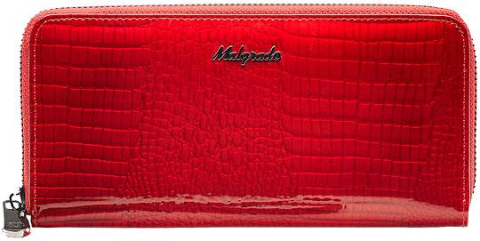 Кошельки бумажники и портмоне Malgrado 77006-44-Red кошельки бумажники и портмоне malgrado 72031 3 44 red