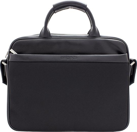 Кожаные сумки Malgrado BR02-28C1886-Black