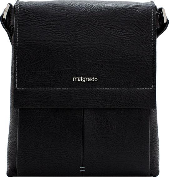 Кожаные сумки Malgrado BR09-201C1782-Black
