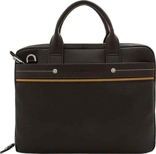 Кожаные сумки Malgrado BR09-321-Brown