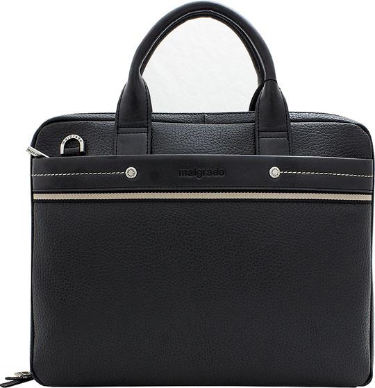 Кожаные сумки Malgrado BR09-321C1538-Black