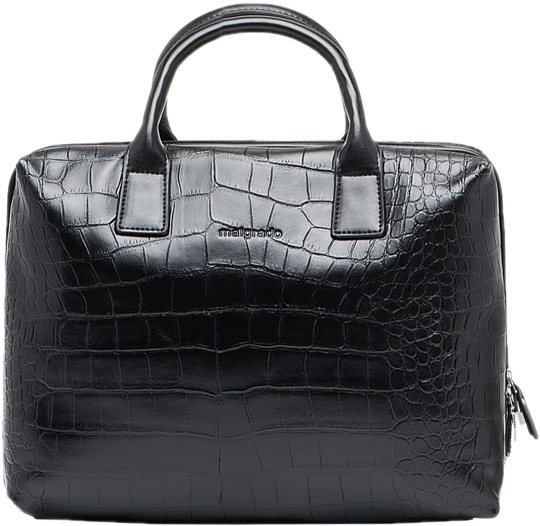 Кожаные сумки Malgrado BR09-337B5029-black кожаные сумки malgrado br09 201c1782 black