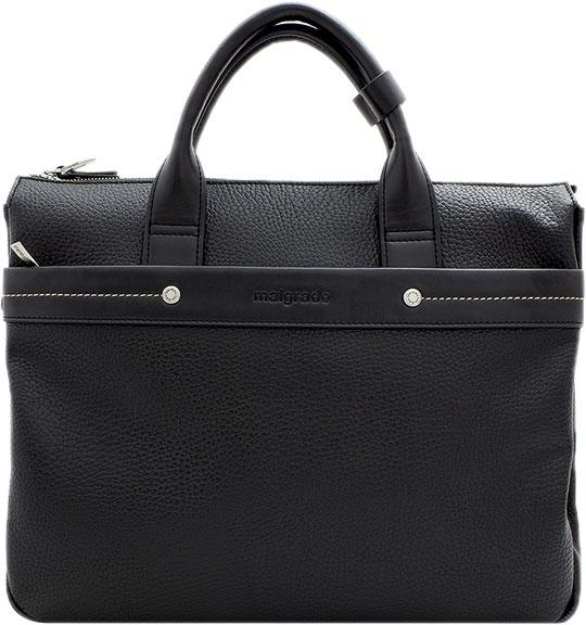 Кожаные сумки Malgrado BR09-395C1538-black кожаные сумки malgrado br09 201c1782 black