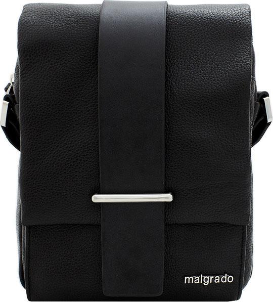 Кожаные сумки Malgrado BR09-419-Black