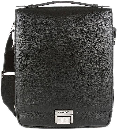 Кожаные сумки Malgrado BR10-1030B4743-black
