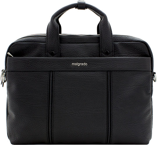 Кожаные сумки Malgrado BR11-273C1730-Black