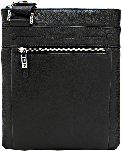 Кожаные сумки Malgrado BR11-464-Black