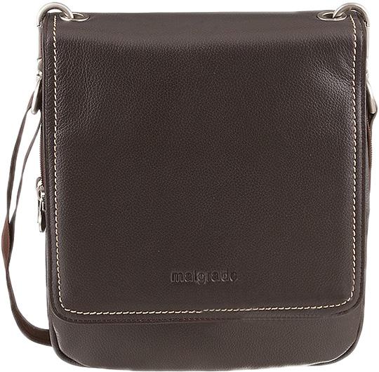 Кожаные сумки Malgrado BR11-526-brown