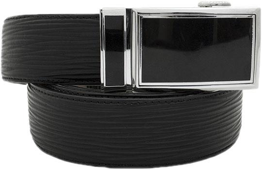 Ремни Malgrado LGS233-02-Black-125 пьер карден автоматические пряжки мужские пояса ремни мужские бизнес равнина кожа ремень коровьей ремни кожаные подлинной