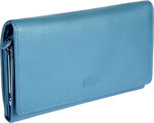 Кошельки бумажники и портмоне Mano 13407-SETRU-kobald-blue