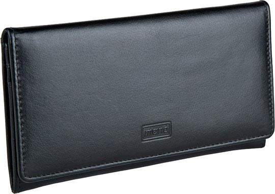 Кошельки бумажники и портмоне Mano 13409-black кошельки mano портмоне для авиабилетов