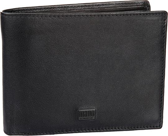 Кошельки бумажники и портмоне Mano 19105-tabula-black портмоне mano 19806 black