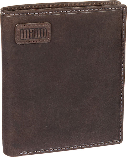 Кошельки бумажники и портмоне Mano 19900-brown кошельки бумажники и портмоне mano 20052 red