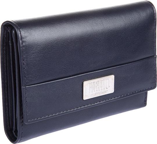 Кошельки бумажники и портмоне Mano 20051-blue кошельки mano портмоне для авиабилетов