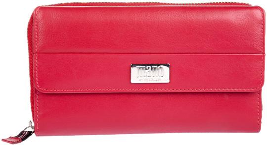 Кошельки бумажники и портмоне Mano 20052-red кошельки бумажники и портмоне mano 20103 setru pink cerise