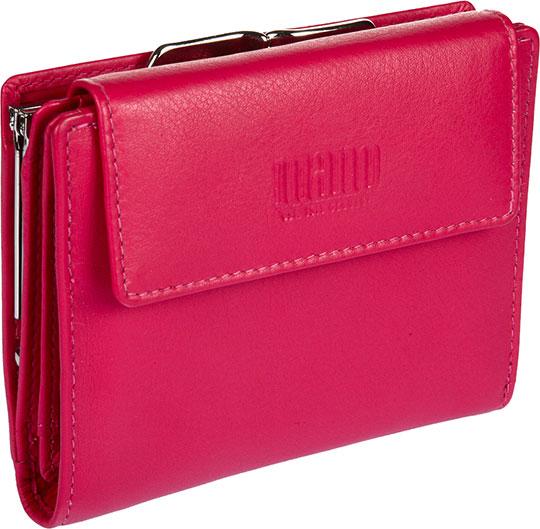 Кошельки бумажники и портмоне Mano 20103-SETRU-pink-cerise кошельки бумажники и портмоне mano 13407 setru kobald blue