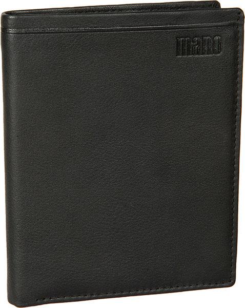 Кошельки бумажники и портмоне Mano 20250-black кошельки бумажники и портмоне mano 20052 red