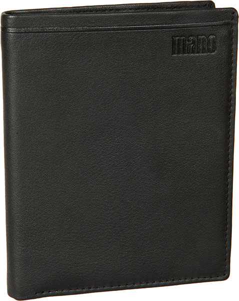 Кошельки бумажники и портмоне Mano 20250-black mano 19853 black page 4