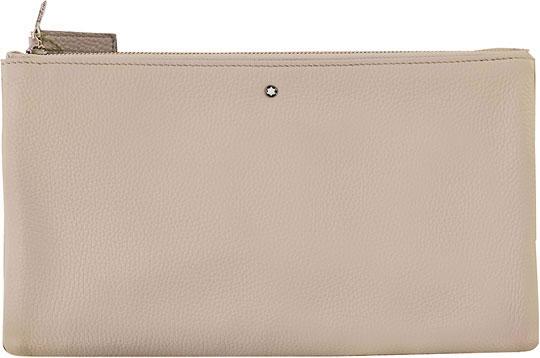 d02362793988 Женский кожаный клатч Montblanc MB113008 — купить в интернет ...