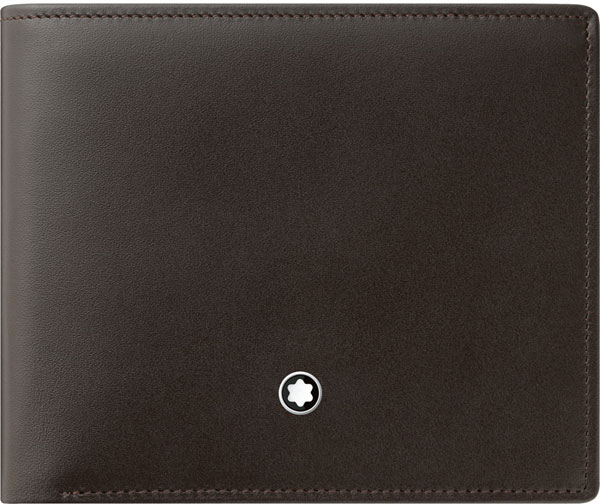 Фото «Мужской кожаный бумажник Montblanc MB114549»
