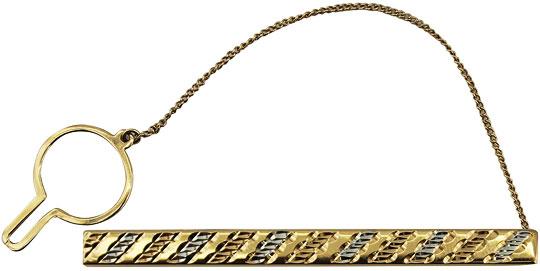 Зажимы для галстуков Национальное Достояние 17027-nd