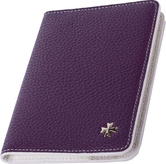 Обложки для документов Narvin 9150-n-polo-d-purple narvin 9965 n polo cream narvin