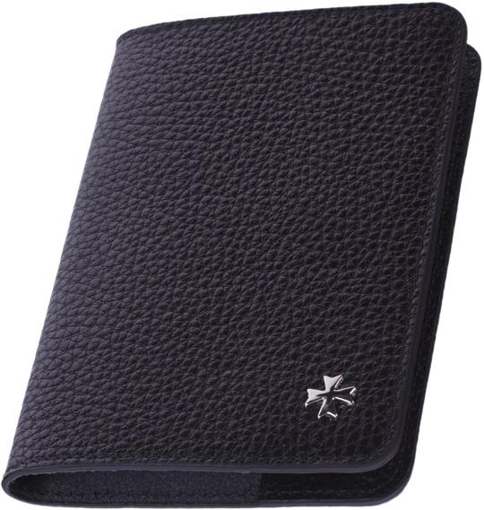 Обложки для документов Narvin 9151-n-polo-black обложки maestro de tiempo обложка для паспорта heart