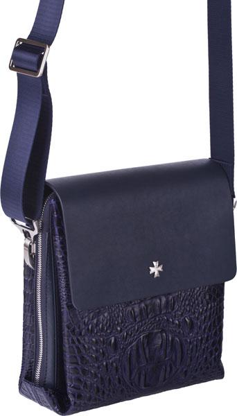 цена на Кожаные сумки Narvin 9496-n-bambino-d-blue