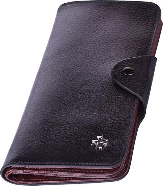 Кошельки бумажники и портмоне Narvin 9650-n-vegetta-black кошельки бумажники и портмоне mano 20103 setru black