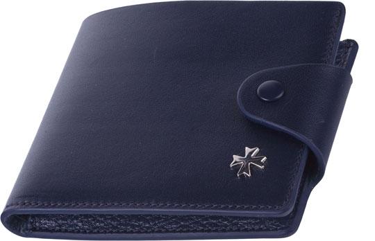 Кошельки бумажники и портмоне Narvin 9651-n-vegetta-d-blue